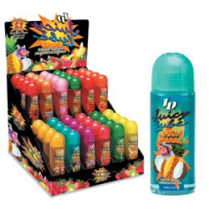 Flavoured Lubricants and Oils