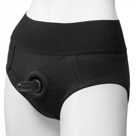 Vac U Lock Panty Harness Briefs S/M
